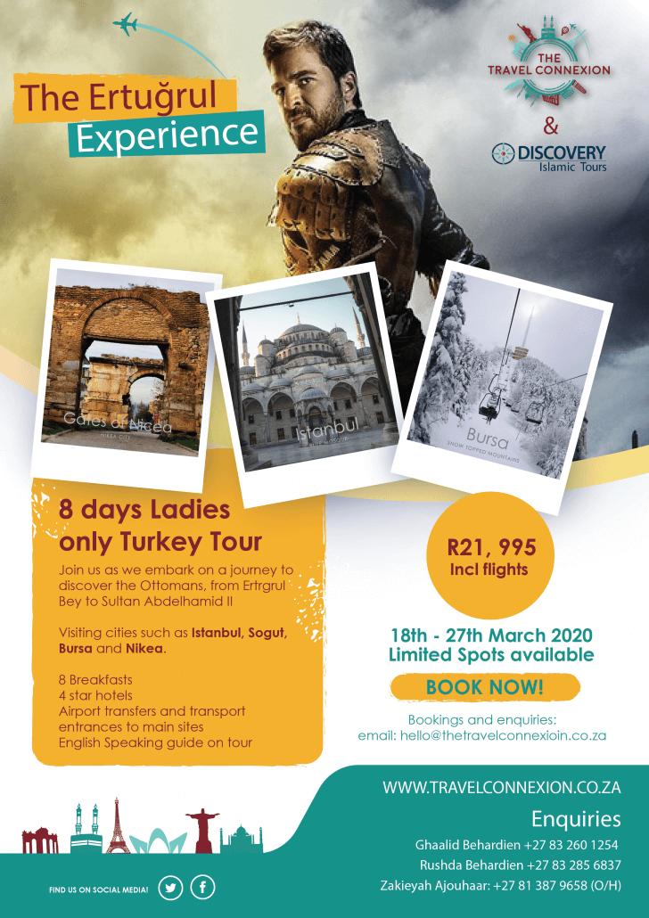 Ottoman Turkey Tour