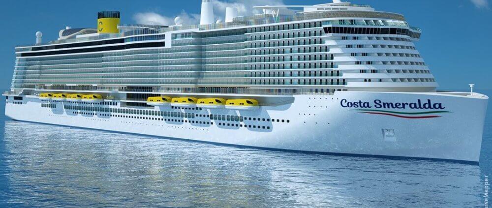 Italian Cruise Liner
