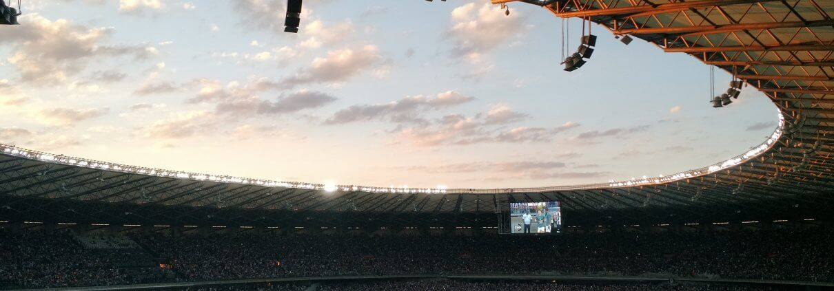 Wembley Soccer Stadium